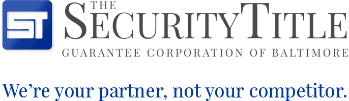 Security Title Guarantee Corporation of Baltimore
